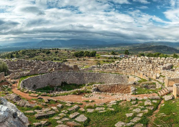 Mycenae and  Nafplio out of the ordinary gallery image 1