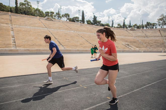 The Olympic Games Workout gallery image 4