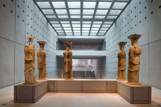 Acropolis Museum Discovery Tour gallery image 1