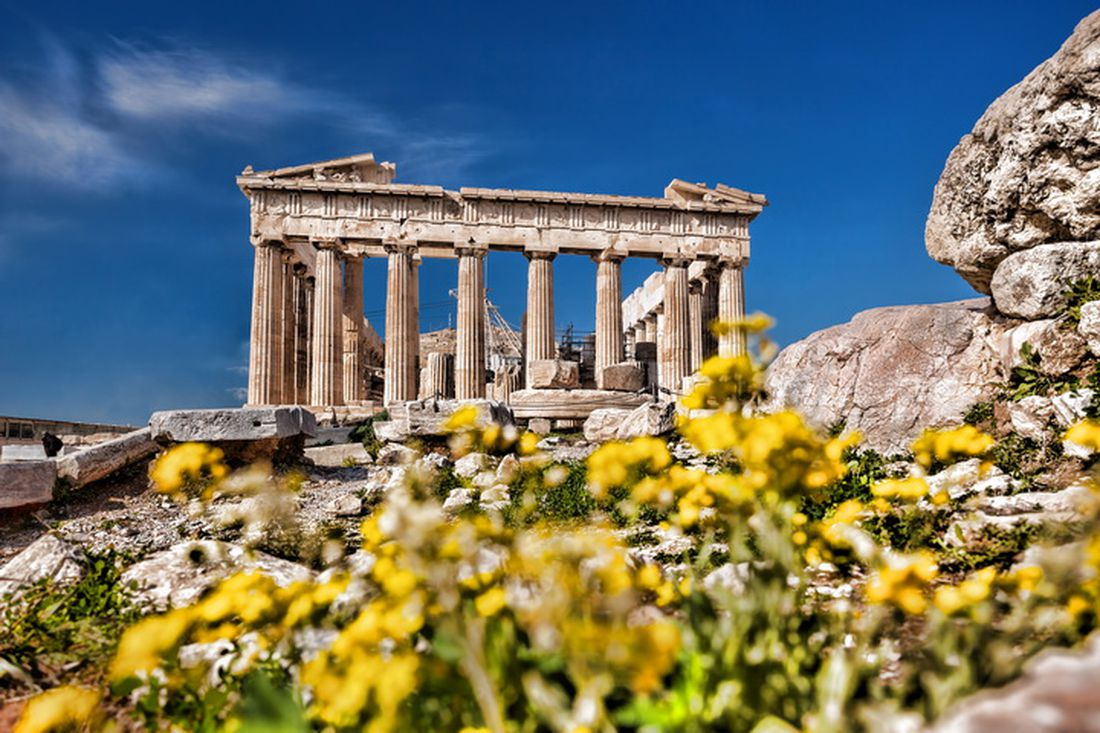 acropolis & mythology tours, a category of alternative tours in Athens, Greece.