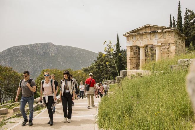 The Ultimate Delphi Day Trip gallery image 4