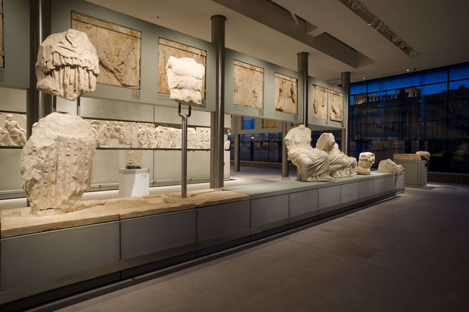 Acropolis Museum Discovery Tour gallery image 4