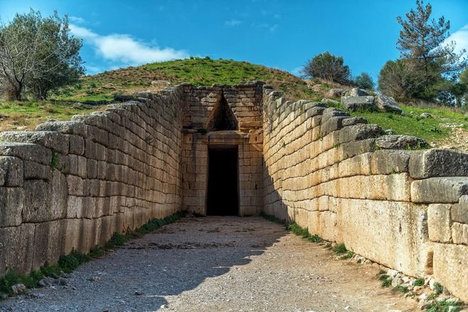 Mycenae and  Nafplio out of the ordinary gallery image 5
