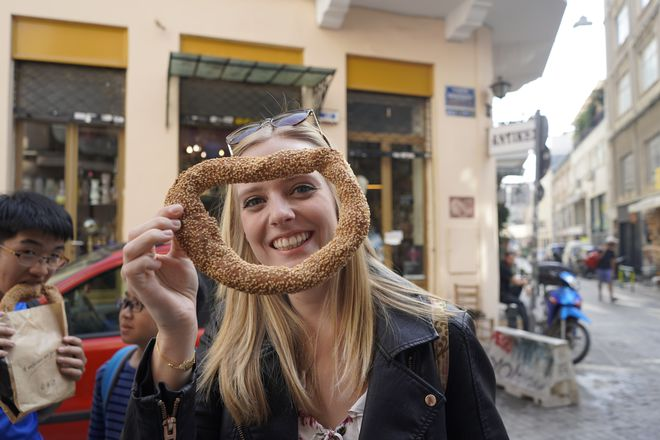 The Delicious Athens Food Tour gallery image 4