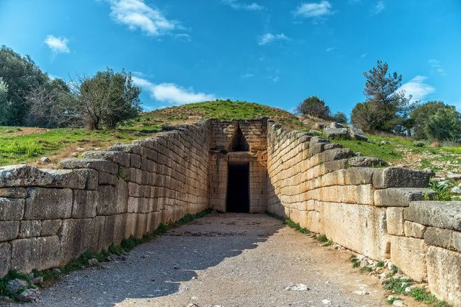 Highlights of the Peloponnese: Mycenae, Nafplio & Olympia Tour gallery image 12