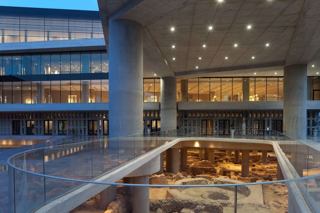 Acropolis Museum Discovery Tour gallery image 5