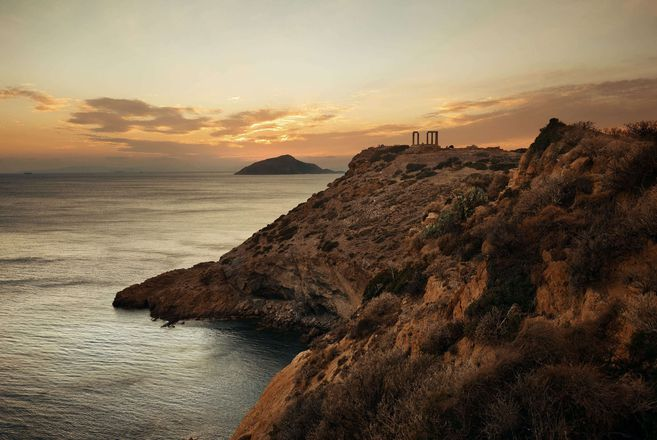 cape sounion & the athens riviera sunset tour gallery image 1