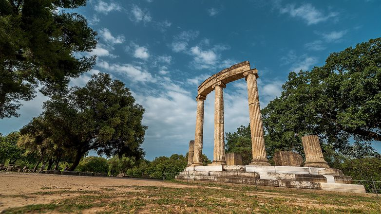 The Grand self-drive tour of Classical Greece gallery image 8