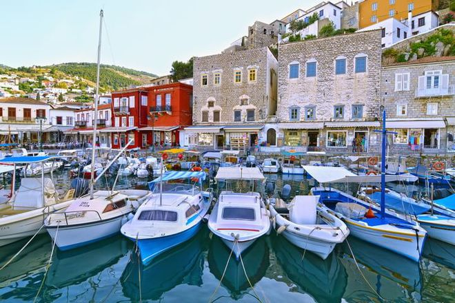 A Dazzling Day Trip to Hydra gallery image 5