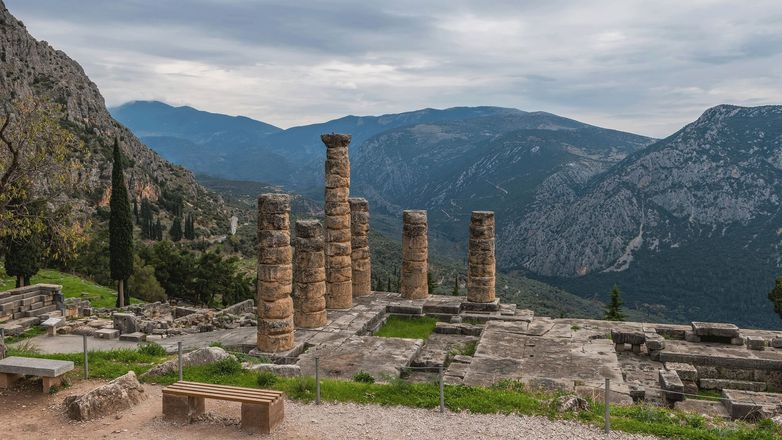 Wonders of Mainland Greece: Delphi & Meteora Tour gallery image 9