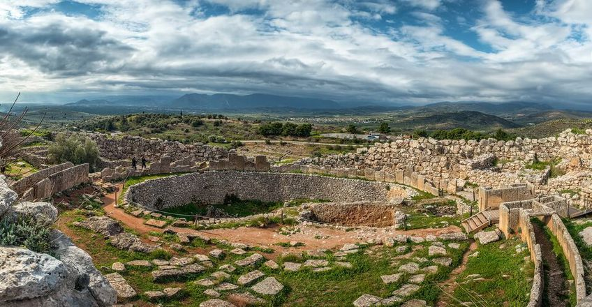 Highlights of the Peloponnese: Mycenae, Nafplio & Olympia Tour gallery image 10