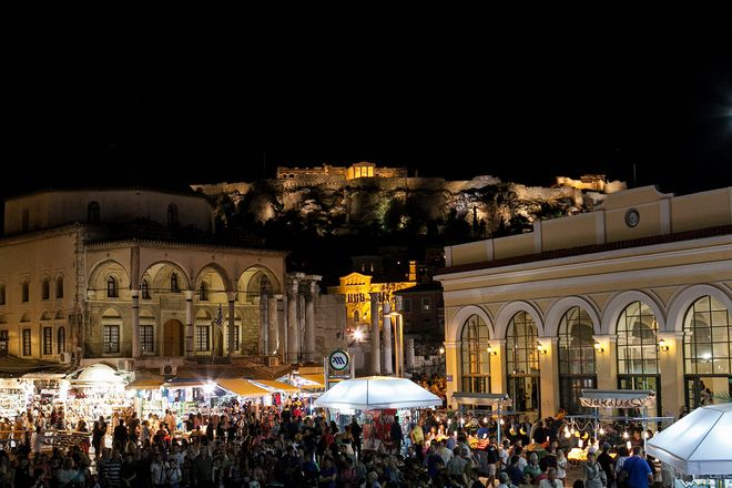 Athens Nightlife Tour gallery image 1