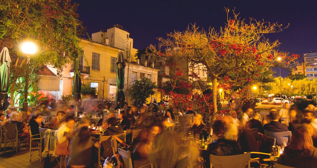 athens nightlife tours