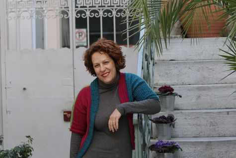 Lena, a Travel Designer here in Alternative Athens