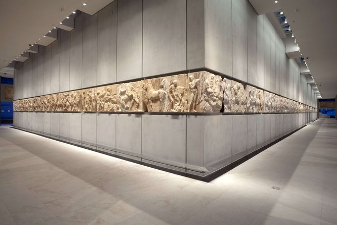 Acropolis Museum Discovery Tour gallery image 7