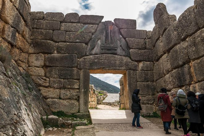 Mycenae and  Nafplio out of the ordinary gallery image 4