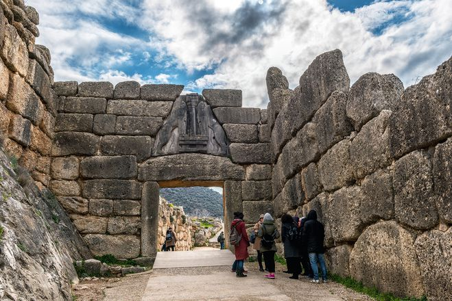 Highlights of the Peloponnese self drive trip gallery image 9