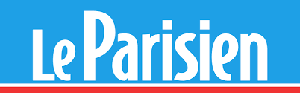 "Logo of ""Le Parisien"""