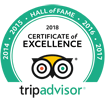 Our alternative tours, around Athens and beyond, have earned us multiple awards from Tripadvisor.